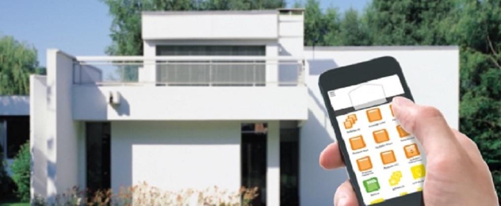 Hausautomatisierung mit Somfy